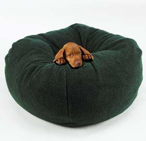 Custom made dog beds orthopedic temperature regulating - Bed made of balls ...