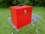 Red Tack Box
