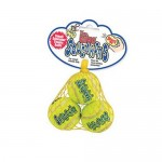 Air Kong X-Small & Small Squeaker Tennis Balls