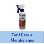 Tent Care & Maintenance