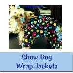 Show Dog Wrap Jackets