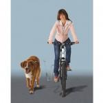 Dog Bike Attachment - KleinMetall Dog Runner Dog Bicycle Jogging Attachment
