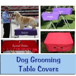 Dog Grooming Table Covers