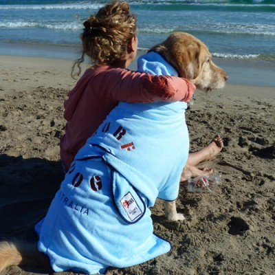 Surf Dog Australia – Dog Beach and Bath Robes