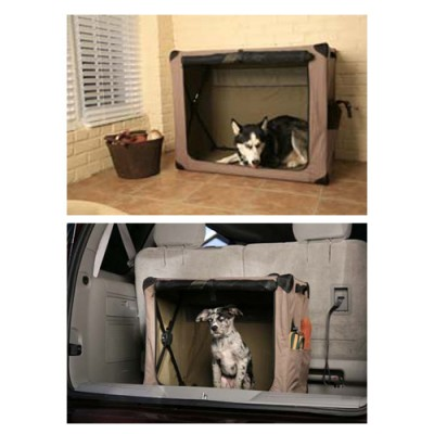 Abo Gear Dog Digs Crate