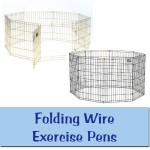 Wire Pens