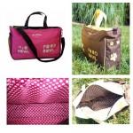 Dog Travel Bags - Pet Jet Setter Bag