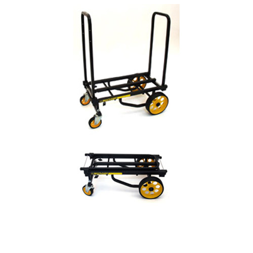 dog show crate dolly