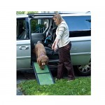 Short Bi-Fold Dog Car Ramp