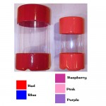 Spill Proof Dog Show Coat Wrapping Band Container