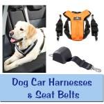 Dog Car Harnesses & Seat Belts