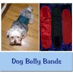 Dog Belly Bands