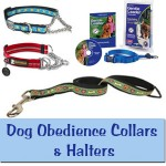 Dog Obedience Collars & Halters