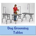 Dog Grooming Tables