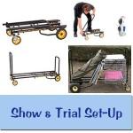 Show & Trial Set-up