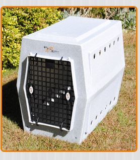 ruff tough kennel large two door dog