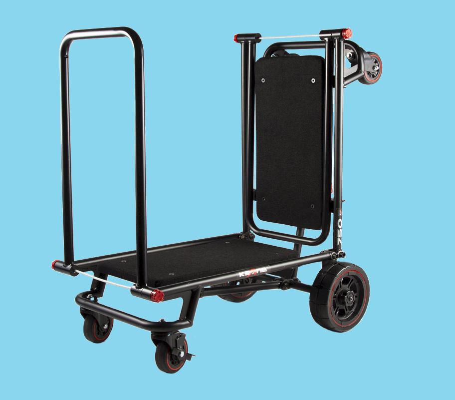Cart Twosidesopen 2 Mighty Mite Dog Gear