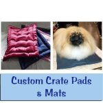 Custom Crate Pads