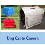 Dog Crate Covers