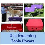 Dog Grooming Table Covers Custom Made