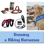 Running & Hiking Harnesses