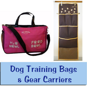 Dog Training Bags & Gear Carriers