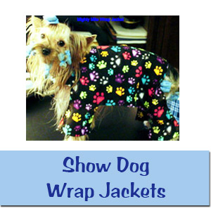 Show Dog Wrap Jackets