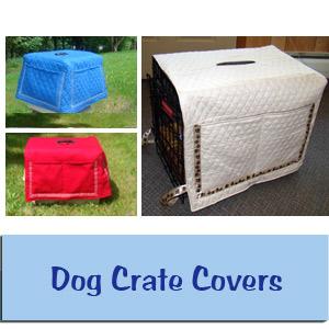 Custom Crate Covers
