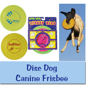 Disc Dog / Canine Frisbee