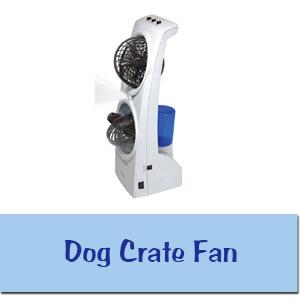 Dog Crate Fan