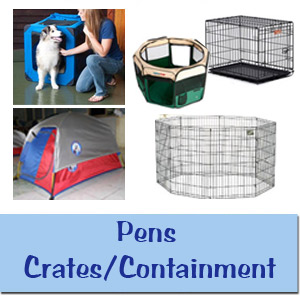 Pens Crates/Containment
