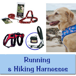 Running & Hiking Harnesses